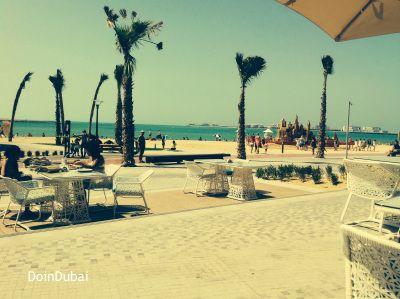 New Beach at JBR in Dubai from www.doindubai.com