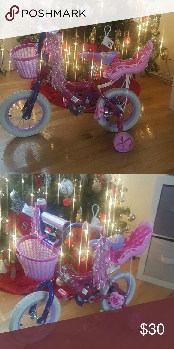 "Disney Princess Bike 12"" bike for girl Huffy Other"
