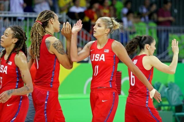 Watch USA women's basketball decimate Spain, FIBA's No. 3 ranked team