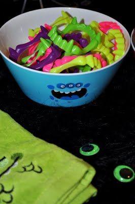 monster party | | Kara's Party IdeasKara's Party Ideas