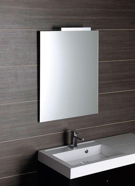 AKCE   Galerky,zrcadla,osvětlení   Zrcadlo 40x60cm, obdelník, bez závěsu ( 22491 )   saphohb