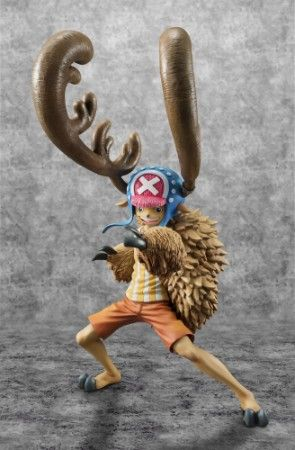 "One Piece Figure: Horn Point Chopper ""MAS"" Portrait of Pirates Neo (1/8 PVC)"