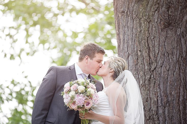 Rustic wedding bride and groom; Photo cred: Hillary McCormack Photography