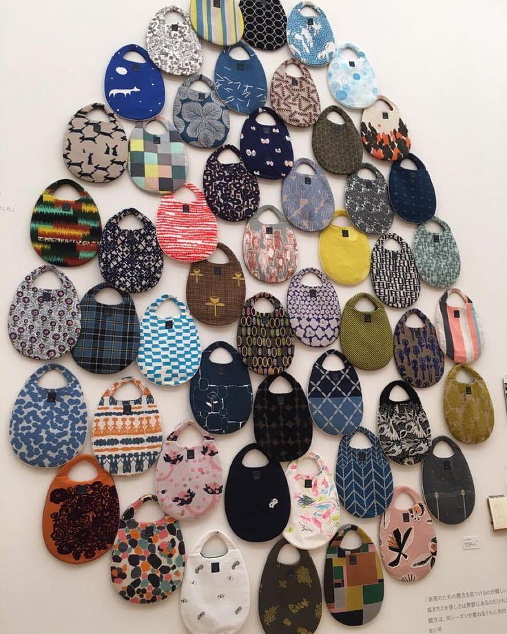 長崎県美術館に行ってきました♡ 急遽決まってランランランな気分で満喫してきました♪ お目当てのものも買えたしエッグバッグにもうっとり♡ 余韻に浸ってます⚮ ⚘ ⚘ #ミナペルホネン #ミナカケル