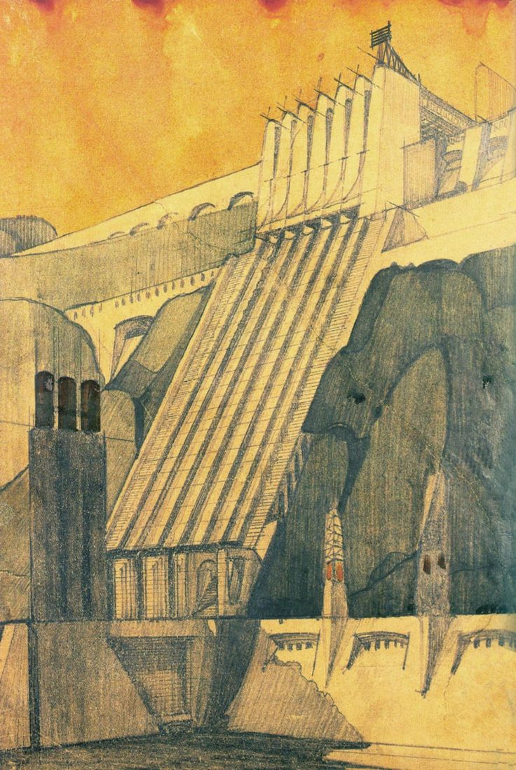 49 best images about Futurist architecture on Pinterest