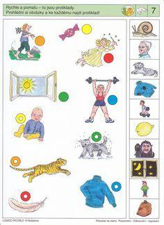 LOGICO PICCOLO | Logické myšlení | Pozorování - Odhalování - Vyprávění | Didaktické pomůcky a hračky - AMOSEK