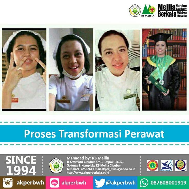 Transformasi #karir #profesi #perawat #akademi #keperawatan #kesehatan #akperberkala #akperbwh #akper #penerimaan #pendaftaran #kampus #kuliah #mahasiswa #perguruantinggi #pts #jalurmandiri #rsmeilia #cibubur #depok #cileungsi #bekasi #bogor #tangerang #jakarta #indonesia