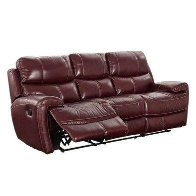 Power Reclining Sofa Stratus Leather Power Reclining Sofa Sofas