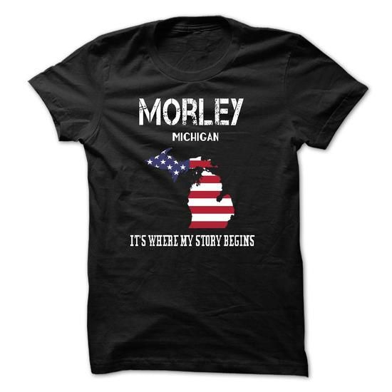 MORLEY-- Its Where My Story Begins! - #unique gift #candy gift. OBTAIN LOWEST PRICE => https://www.sunfrog.com/No-Category/MORLEY--Its-Where-My-Story-Begins.html?68278