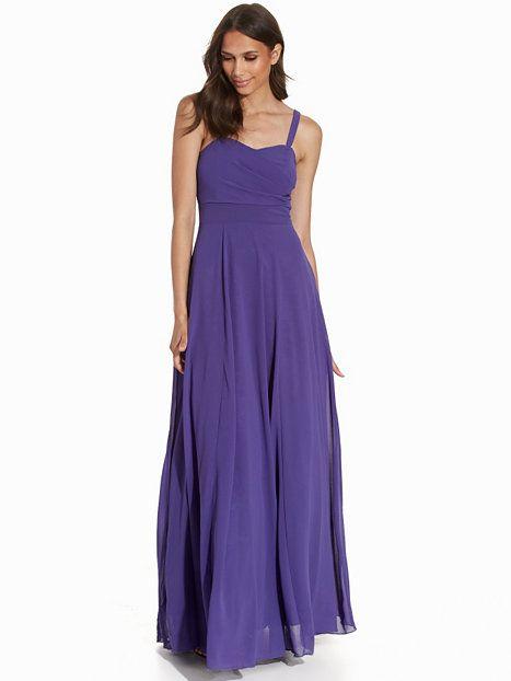 Must Rebecka Long Dress