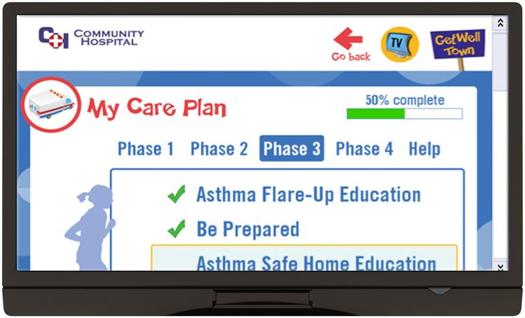 Asthma Action Plan * You can find more details by visiting the - asthma action plan