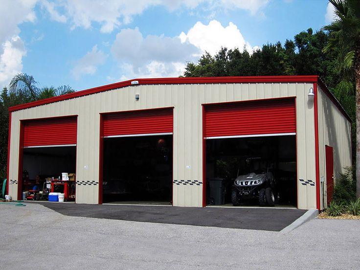 Workshop Buildings, Metal Shop Buildings, Steel Garages