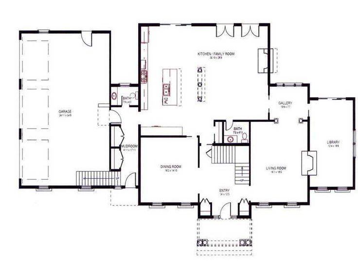 The 25+ best Modular home floor plans ideas on Pinterest | Modular ...
