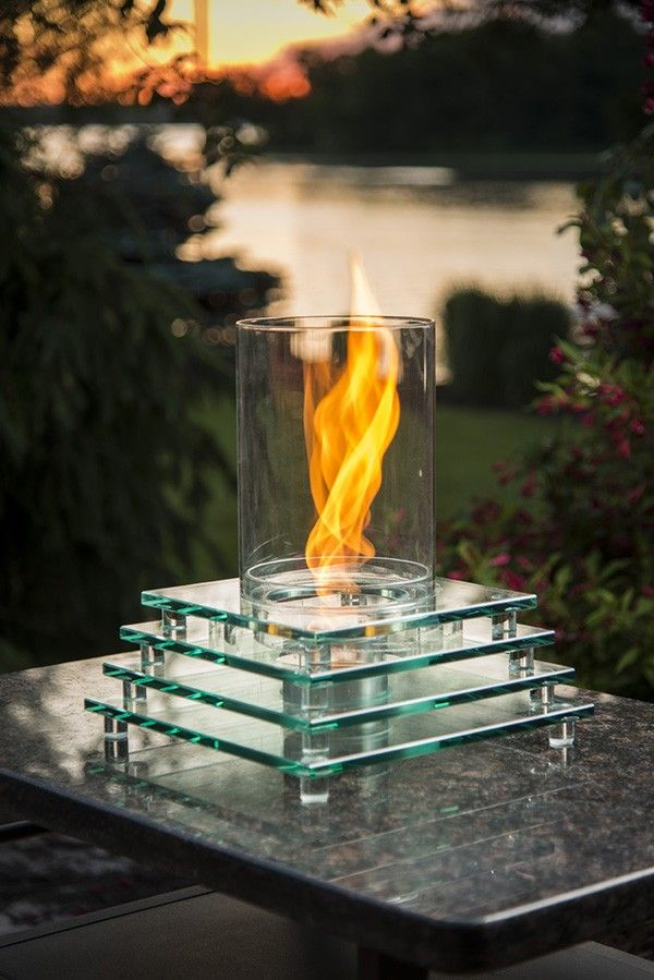 Harmony - Table Top Fire Pit