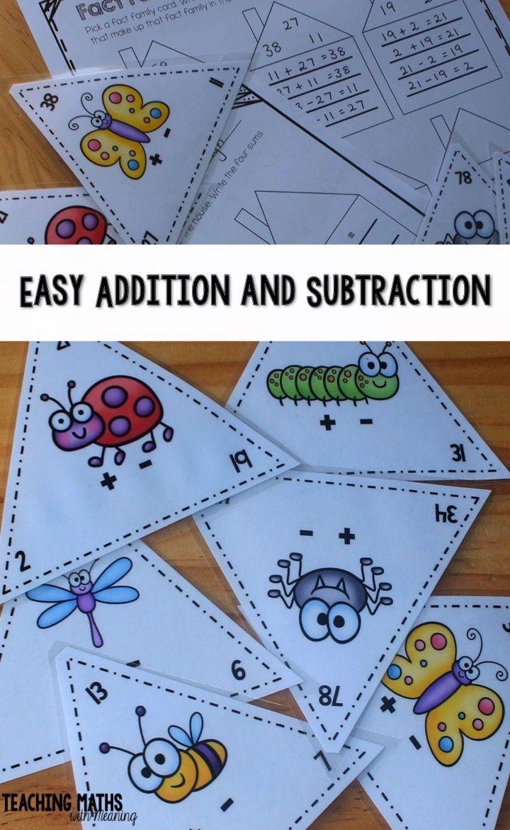 78 best Education - Math images on Pinterest | Preschool, Teaching ...