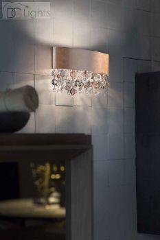 MASIERO Ola A1 OV 30 / A2 OV 50 Lampe Wandlampe