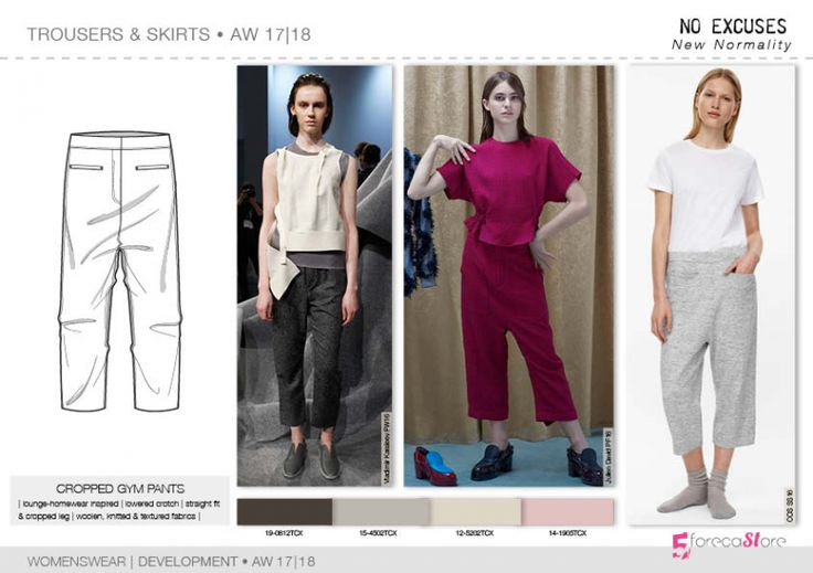 Discover the new fashion trends & Product development ...