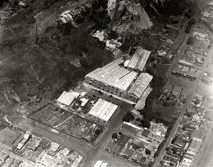 Hardie Rubber Company - Thirroul -1938