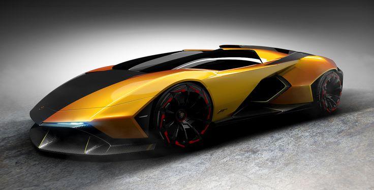Lamborghini Ápis 2022 by Fernando Pastre Fertonani