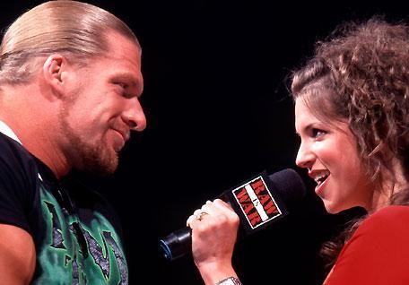Steph + Triple H