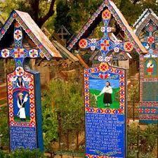 cimitirul vesel sapanta - Căutare Google