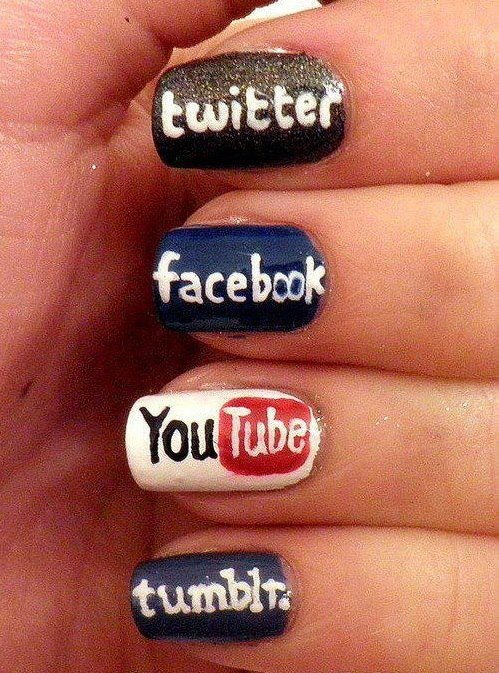 Twitter facebook  you tube