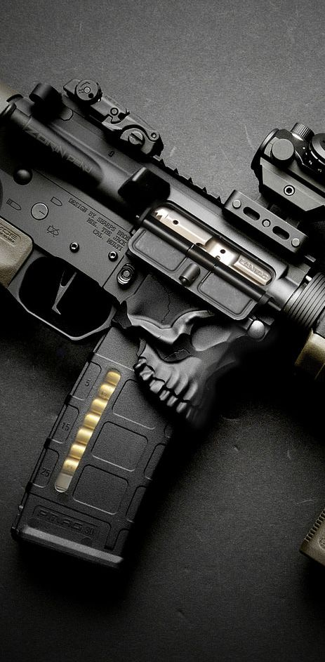 Manufacturer: Sharps Bros | Custom receivers for AR-15, AR