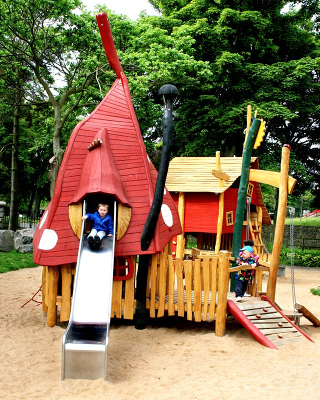 239 Best Images About Whimsical Playhouses On Pinterest