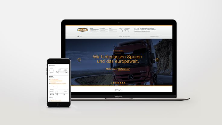 Oharek — Südsolutions    Responsive Design, Webdesign, Website, Digital, Apps, Web Dev