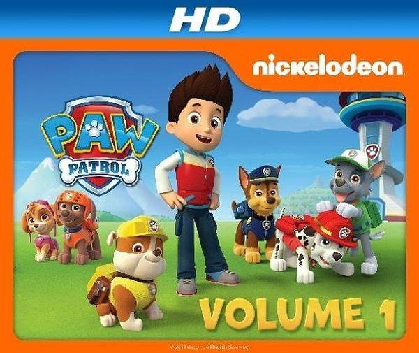 PAW Patrol (TV Series 2013- ????)