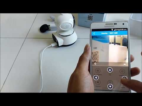 Setup How V380 Wifi To Smart Net YoutubeVideos Camera ZOiTXPku