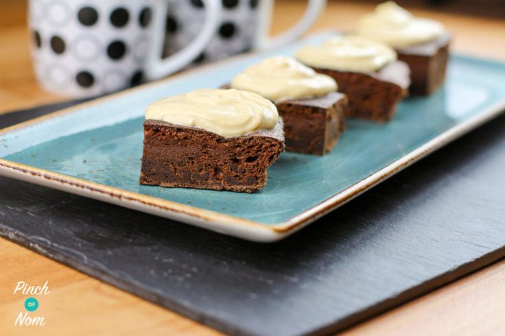 2 Syn Rich Chocolate Cake With Salted Caramel Cream   Slimming World