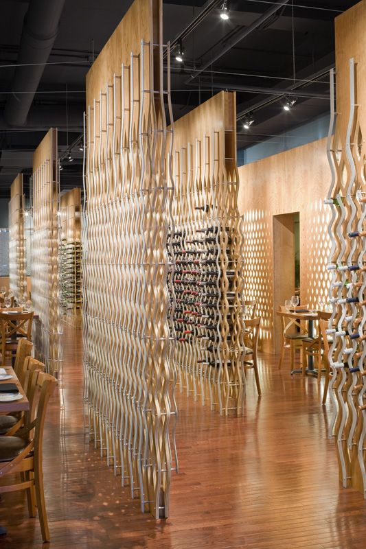 Circa Restaurant, Memphis designed by 3SIXØ Architecture