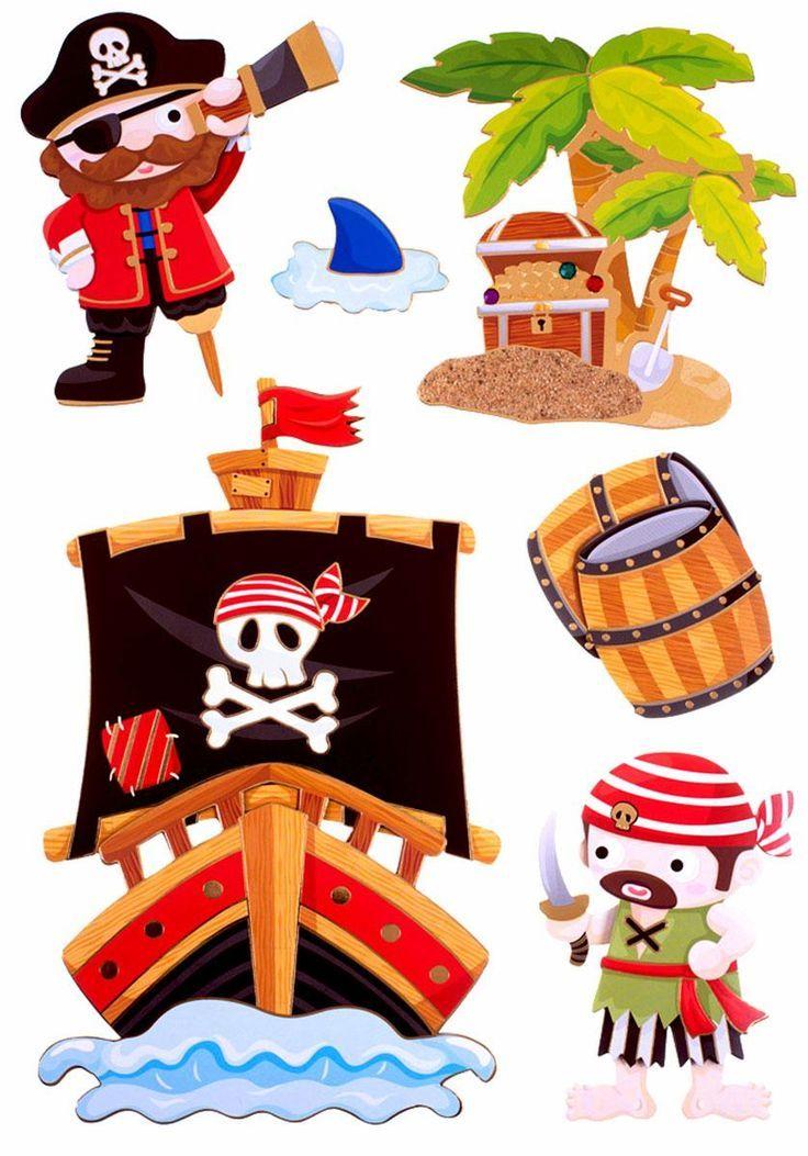 того, здесь пиратские атрибуты в картинках только заметить