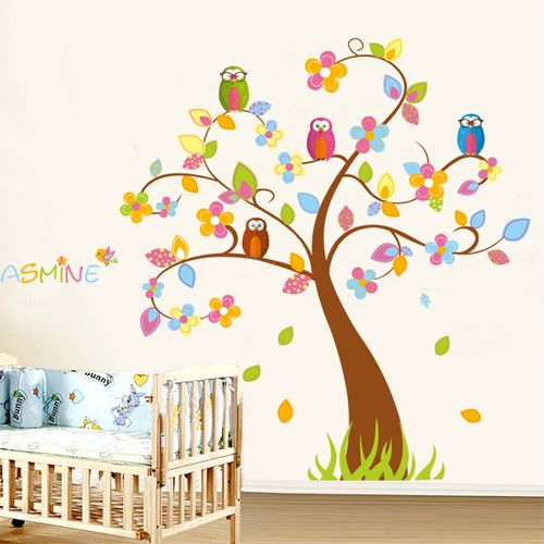 Best Wall Deco Images On Pinterest Stickers Tree Wall Decals - Nursery wall decals ireland