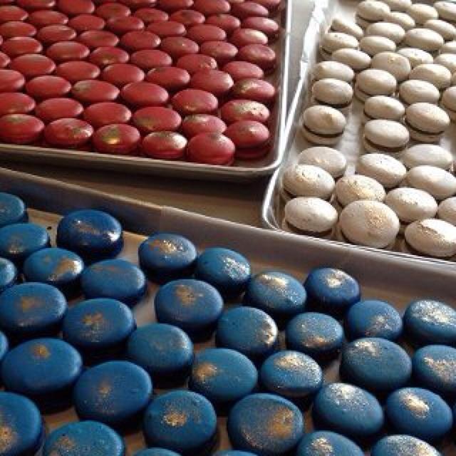 Macarons for The Diamond Queen JubileeQueens Jubilee, Jubilee Teas, Jubilee Parties, Diamonds Jubilee