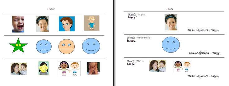 Adjectives - word lists, activities, and worksheets
