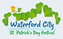 The Waterford City St Patrick's Day Parade takes place on Sunday, 17th March starting at 1pm.  The Parade will follow the traditional parade route of coming down the Quays from the Bus Station onto The Mall and ending at the junction of The Mall and Parnell Street.  http://www.discoverwaterfordcity.ie/events.php?categoryid=st-patricks-day-festival