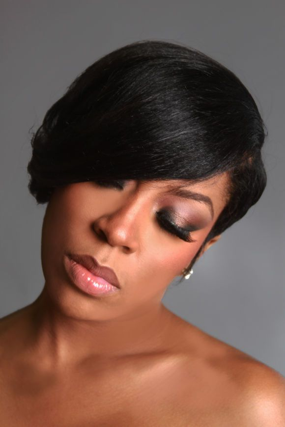 Pretty Hairstyles For N American : 176 best african american beauty n the hair images on pinterest