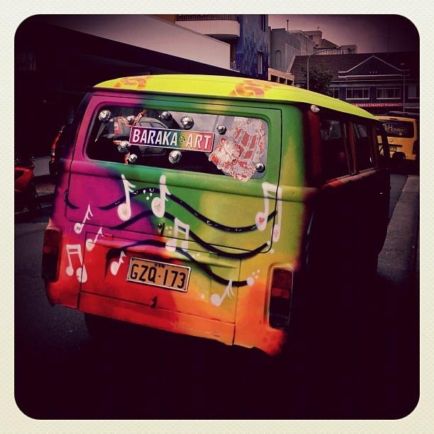 Bondi Baraka #baraka #atbondi #kombi #car #bondi #sydney #art