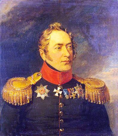 Николай Николаевич Хованский 1777- 1837)
