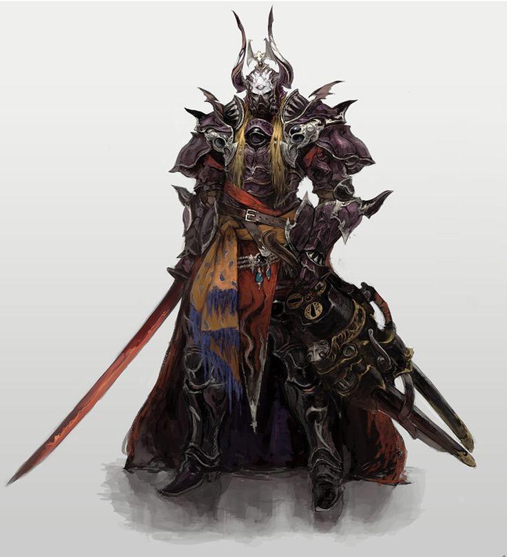 Zenos from Final Fantasy XIV: Stormblood