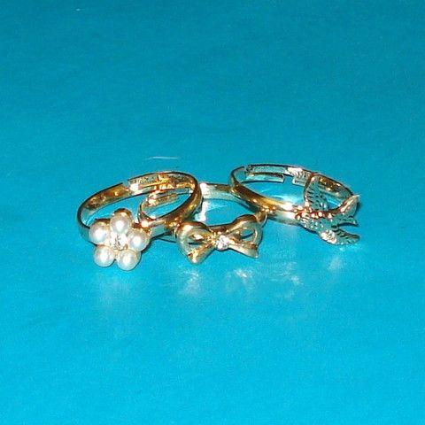 Swallow Stacking Ring Set - Mookie Designs