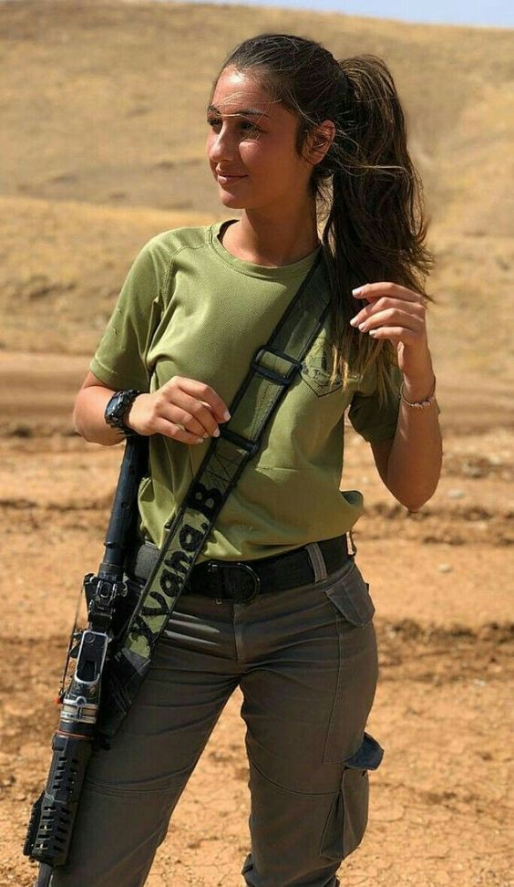 10 Interesting Facts About Women In Army  Idf Women -5211