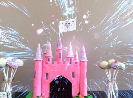 Castelo bolo fogos de artifício Como cozinhar that dot net