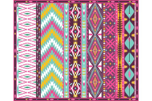 Check out Seamless  aztec geometric pattern by tomuato on Creative Market