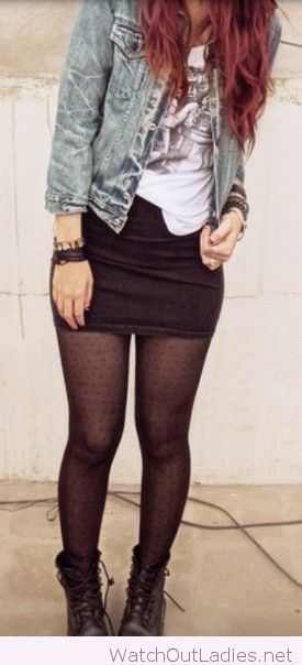 Perfect hipster outfit idea