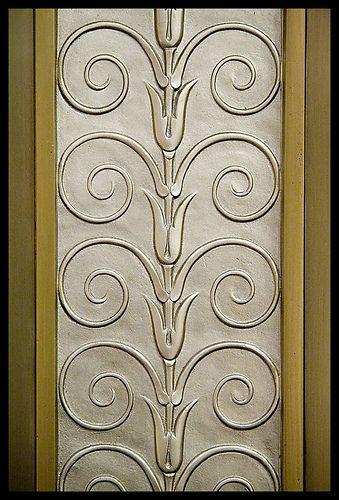Waldorf Astoria - Art Deco Detail | Darny via Flickr