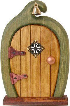 Topknot Tree House Fairy Door