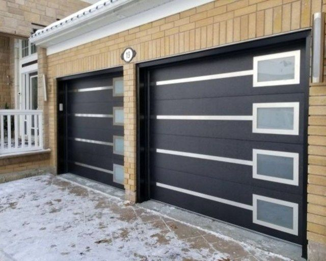 The Best Modern Garage Door Design Ideas 33 Garage Door Design Modern Garage Doors Garage Door Styles